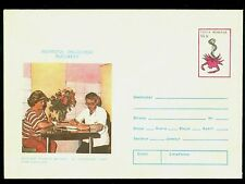 1980 CANCER,Regular Medical checkup Protect against CANCER,Romania,318,PS cover