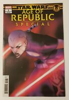 Star Wars Age of Republic Special #1 Variant Cover Ahsoka Tano In Canon