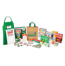 Fresh Mart Grocery Store Collection Fake Food Melissa & Doug