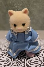 Vintage Calico Critters Sylvanian Families Chantilly Mother Cat Japan Exclusive