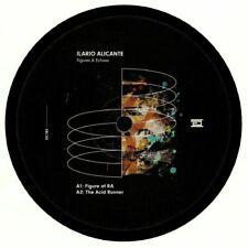 """Ilario ALICANTE Figures & Echoes (12"""") Vinyl Drumcode"""