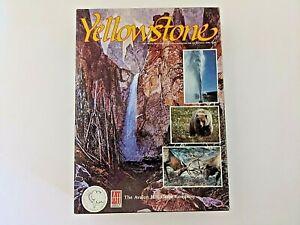 Yellowstone Board Game - Avalon Hill