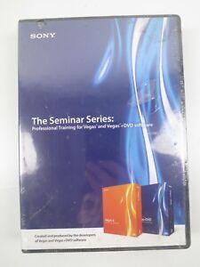Sony Seminar Series - Professional Training for Vegas 6 Software