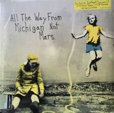 Rosie Thomas - All The Way From Michigan Not Mars LP - FTF-006 Vinyl Record NEW