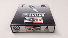 Champion 683 Racing Spark Plug S59C (Pack Of 4)