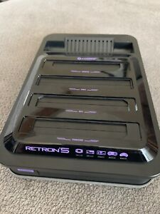 Hyperkin Retron 5 Console NINTENDO SNES NES GBA FAMICOM SEGA GENESIS FOR PARTS