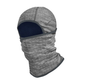 Nike Men's Therma Sphere  Balaclava Hood Black Dri-Fit Gray Grey