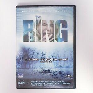The Ring Movie DVD Region 4 PAL Free Postage - Horror Thriller