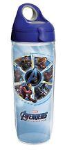 Best seller Tervis Marvel Avengers Endgame Group blue Water Bottle 24oz