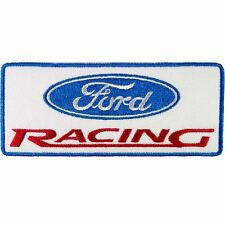 Ford Racing Sport Car Jacket Embroidered Iron on Patch