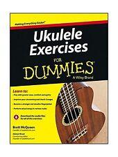Ukulele Exercises For Dummies Free Shipping