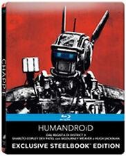 Humandroid - Chappie - Exclusive SteelBook Edition (Blu-Ray Disc - SteelBook)