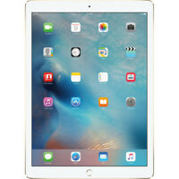 """Apple iPad Pro 12.9"""" Tablet 32GB with Wi-Fi - Gold (ML0H2LL/A)"""