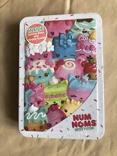 Num Noms Activity Book and Sticker Scene Mini Collector's Tin-NEW