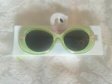Gymboree ISLAND FUN Green with Pink Flamingo Sunglasses NWT 2-4 yrs NWT