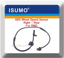 ABS Wheel Speed Sensor Rear/ Right Fits:300 Charger Challenger Magnum RWD