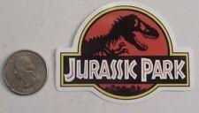 Jurassic park sticker logo 90s skate skateboard laptop cell bumper vinyl decal