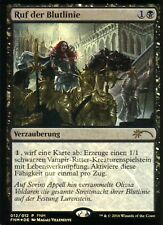 Ruf der Blutlinie FOIL / Call the Bloodline | NM | FNM Promo | GER | Magic MTG