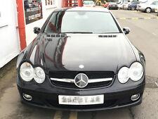 Mercedes R230 SL Sport grille grill SL350 SL500 SL55 SL65 SL600 AMG Style 2007+