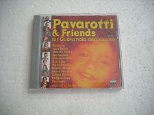 PAVAROTTI & FRIENDS / for GUATEMALA and KOSOVO 1999 --  DVD JAPAN opened