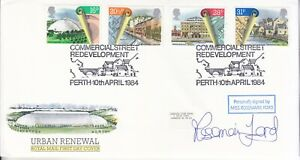 ROSEMARIE FORD SIGNED FDC