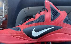 Nike Zoom Hyperfuse 2011 Harlem very rare sample pair
