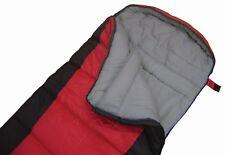 Outback Uluru Hooded Sleeping Bag -5°C With Free Sleeping Bag Liner