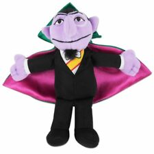 "Gund Sesame Street Count Beanbag Stuffed Animal, 7"""