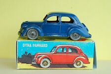 VOITURE CIJ MADE IN FRANCE - REF. 3.47 - DYNA PANHARD BLEUE - AVEC BOITE COPY
