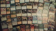 Magic the Gathering, mehr als 200 Karten, R/UC/C dt. und engl., diverse Serien