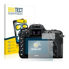 BROTECT AirGlass Flexible Glasfolie für Nikon D7500 Panzerglasfolie...