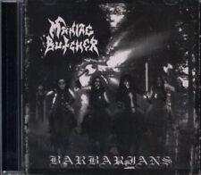 Maniac Butcher - Barbarians CD