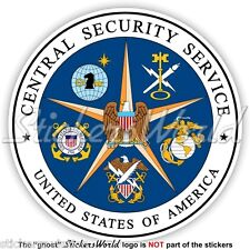 US CENTRAL SECURITY SERVICE Seal CSS United States USA American Sticker Decal