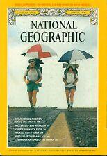 NATIONAL GEOGRAPHIC MAGAZINE - AUG 1979 - Bird Migration - Shipwrek - N. Yemen