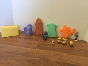 Lot Minions Figures, Playdoh Toys