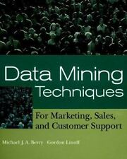 Data Mining Techniques: For Marketing, Sales, and Customer Support-ExLibrary