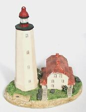 Harbour Lights 1991 - Sandy Hook New Jersey #104 Lighthouse Signed Younger