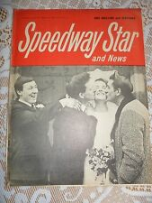 Speedway Star and News  14th March 1969