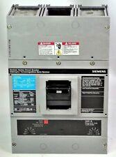 Siemens JXD22B300 2 Pole 300A 240VAC Circuit Breaker NPO NEW