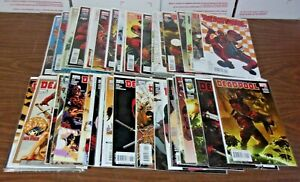 Deadpool (2008) 1-63 complete Run Set Lot with extra's NM to NM+ MCU
