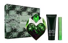 Thierry Mugler Aura Mugler 30ml Eau de Parfum & 50ml Body Lotion & 3gr Duftpen