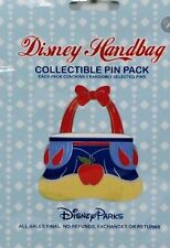 Disney Handbag Mystery 5 Pin Booster Set Bag Pack (dsf ptd wdi d23) Disneyland
