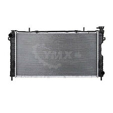 New  Radiator Fits Chrysler Town & Country Voyager Dodge Caravan V6 Manual Trans