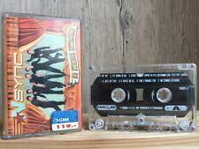NSYNC No Strings Attached Cassette Tape(Jive 2000s) Dance Pop