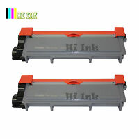 2PK New TN660 Toner for Brother HL-L2340DW L2360DW L2320D L2380DW L2320D L2680W