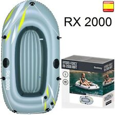 Bestway Hydro-Force RX-2000 Bote Inflable de Rafting 155x93cm - Gris