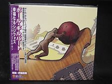 PAUL GILBERT Stone Pushing Uphill Man JAPAN CD (DIGI-PACK) Mr.Big Winery Dogs