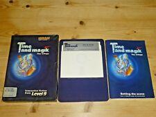 Time & Magik - The Trilogy - Disk Version - ATARI XL / XE 64k