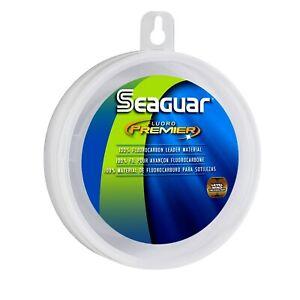 Seaguar 20FP50 Fluoro Premier Fishing Line 50 Yards 20 Lbs