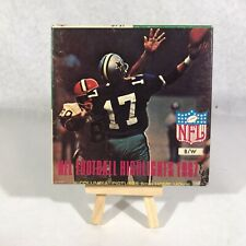 1967 NFL Football Highlights 8 MM Home Movies